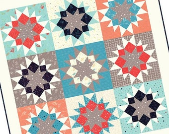 She Quilts A Lot - Alice Quilt Pattern