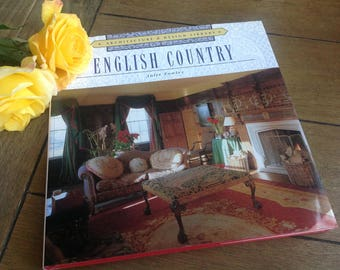 English Country Architecture and Design Library By Julie Fowler