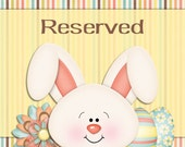 RESERVED Listing for Shirley