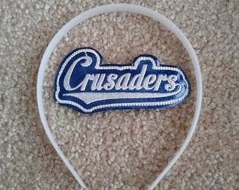 Crusaders headband slider - Hair accessory