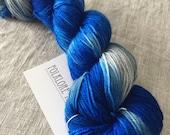 Superwash Merino Sock- Ravenclaw