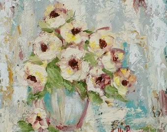 Floral Art Print | Floral | Wild Flower | 8x8|12x12|16x16