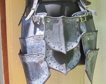 Leather Tassets or Leg Armor