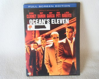 DVD Movie Ocean's Eleven- Used