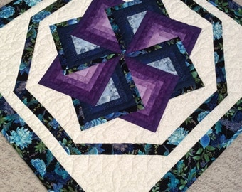 Star Spin Wall Quilt