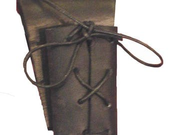 Genuine Leather Sword/knife Frog Holster for Renaissance SCA Reenactment 6643A