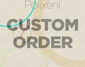 Custom listing for Fabiana
