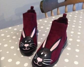 Kid's Bunny Rabbit Shoes