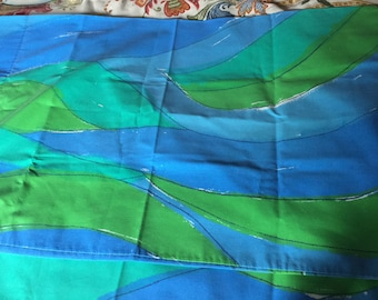 Pair of Vintage Vera Neumann Standard Pillow Cases
