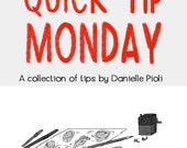 Quick Tip Monday - Book