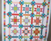Beautiful Wall or Lap Quilt