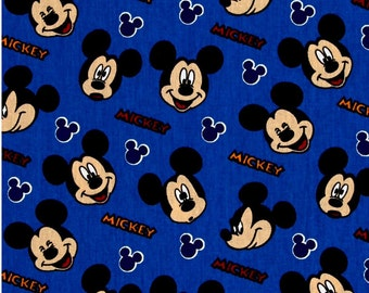Disney Mickey Traditional Expressions - Blue