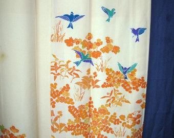 Vintage silk Kimono, #30