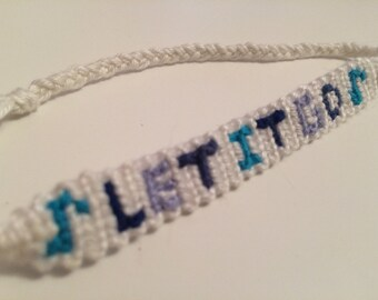 Handmade Frozen Embroidery Floss Friendship Bracelet