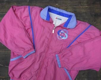 90s Italian Lotto Sports Jacket