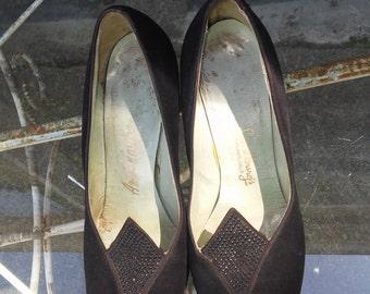 1940's vintage shoes, pumps