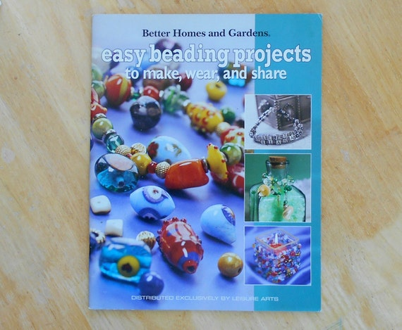 Better homes and gardens craft projects