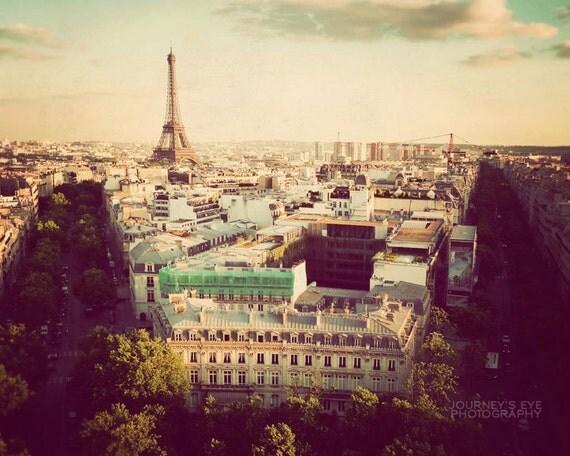 Paris art, picture of Paris, landscape photography, wall art, French decor, pastels, Paris photograph - We'll Always Have Paris