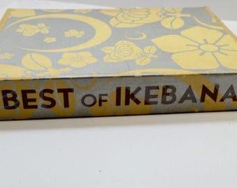 Best of Ikebana, Beautiful Japanese Flower Arranging, Art of Flower Placement, Book Collection, Boom Decor