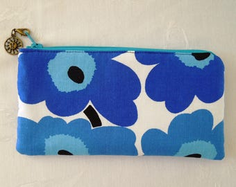 Coin Purse, small Zippered Pouch or bag.