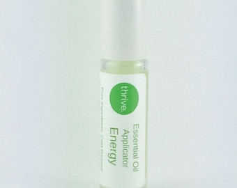 Energy - Essential Oil Synergy Blend Applicator