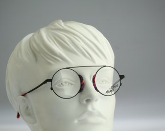 Robert Rudger 170 55  / Vintage eyeglasses & sunglasses / 90S unique and rare
