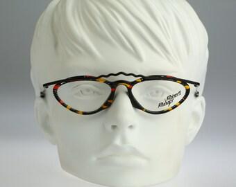 Robert Rudger Mod 550 94  / Vintage eyeglasses & sunglasses / 90S unique and rare