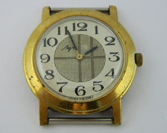 USSR Russian watch LUCH #77