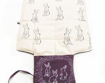 Changing mat Bunny Bunny