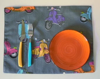 Table placemat - Vespa -