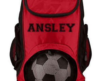 Personalized Soccer or VolleyBall Bag