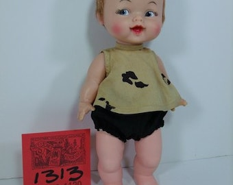 1960's Ideal Pebbles Doll