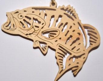 Ornament Smallmouth Bass