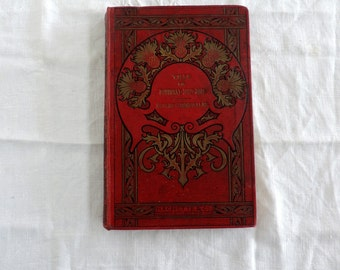 L'Amour Maternal chez les Animaux published in 1909 by Hachette  antique french hardback book novel