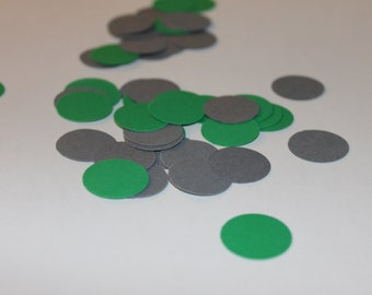 Harry Potter Confetti - Slytherin Large Circles - 200 Pieces