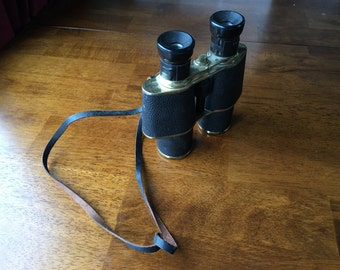 Antique Stellar Binoculars 5x35