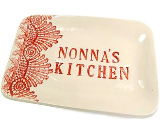 Nonna Italian Gift Etsy