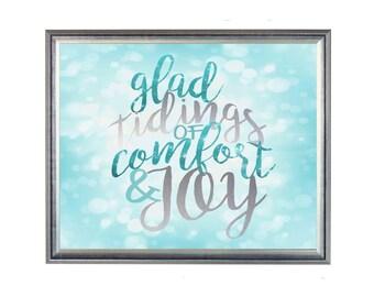 Comfort & Joy - Horizontal