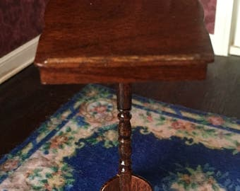 Vintage Dollhouse Music Stand