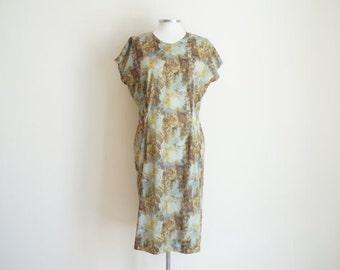 Vintage Dress / Vintage 1990s Dress