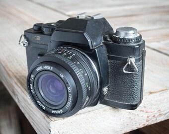 Working Vintage Sears KS Super ll (Ricoh XR-6) 35mm Film SLR Camera