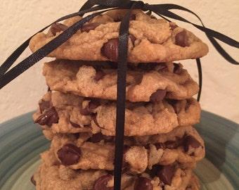 Double the Chocolate Chip Cookies - 1 dozen