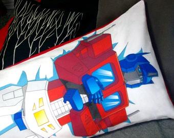 Transformers G1 Optimus Prime - Body Pillow Case