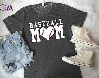 Proud Baseball Mom, Proud Mom Shirt, Mom of Boys Shirt, Baseball Shirt, Baseball Mom Shirt, Baseball Player Shirt, Ballpark Shirt