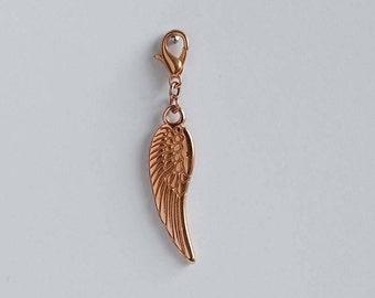 Pendant Rosé Gold Wing