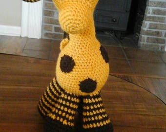 Crochet  Little Giraffe