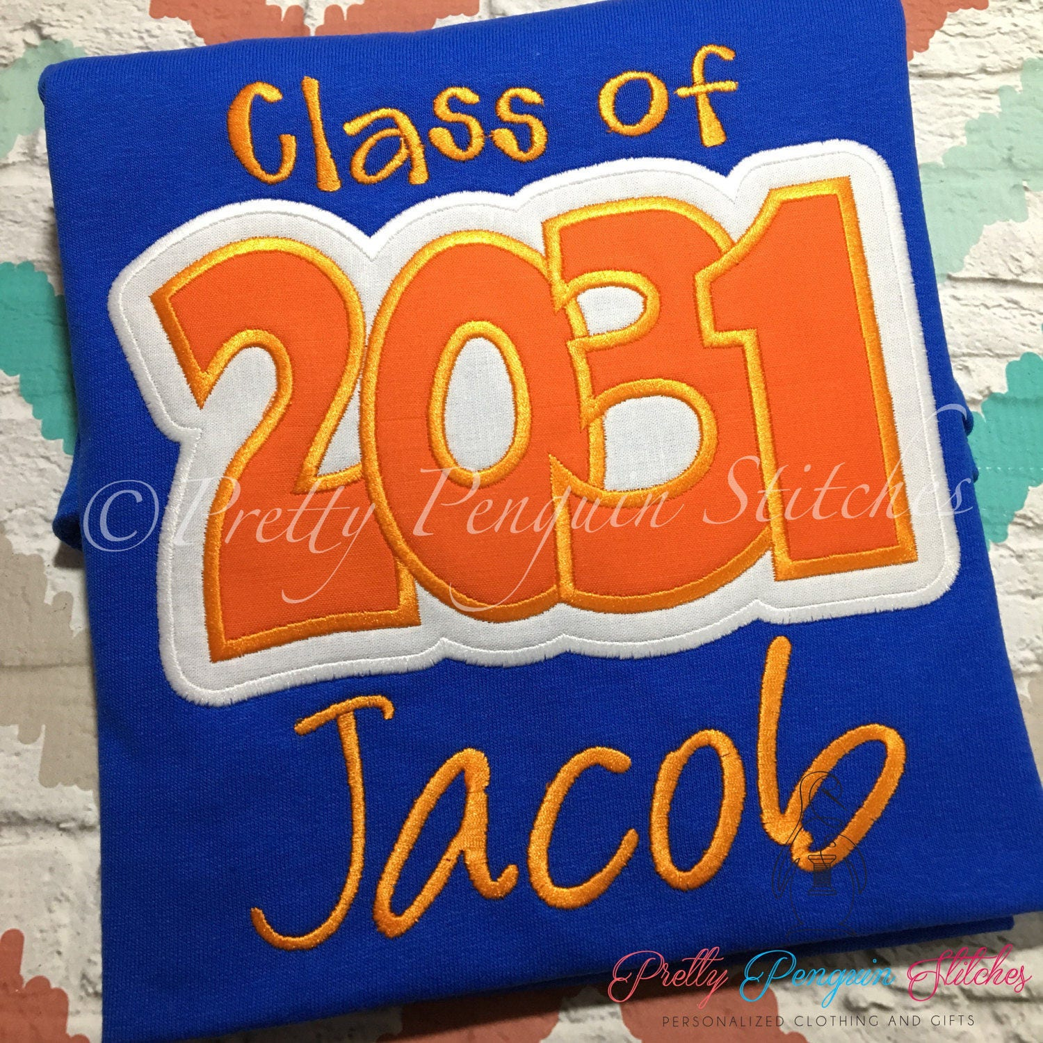 School shirt design your own - Class Of Watch Me Grow Graduation Shirt Design Your Own First Day Of School Class Of 2029 2028 2027 2030 2031 Embroidered