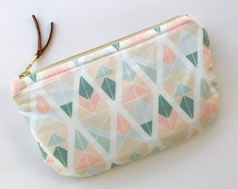 Essential Oil Clutch / Roller Bottle Bag / Essential Oil Travel Bag