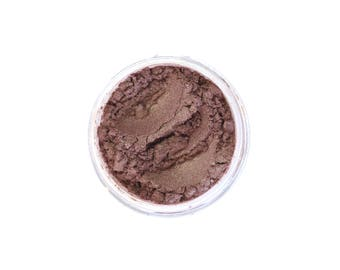 Chocolatte - Mineral Bronzer / Highlighter - Natural Makeup - Mineral Cosmetics - Vegan Cosmetics