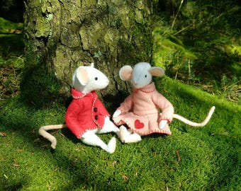 Thornton and Rosie mouse PDF pattern